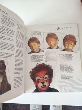 libro: caras divertidas en 5 minutos