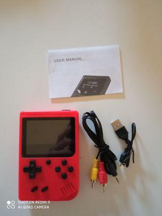 Mini Consola de 400 juegos