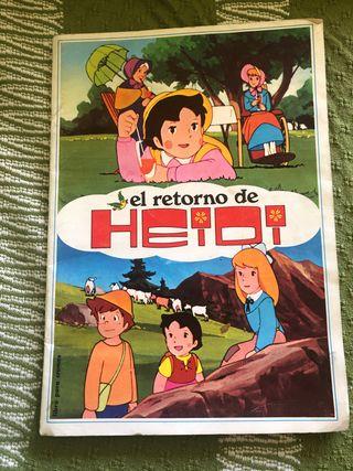 Álbum El Retorno de Heidi