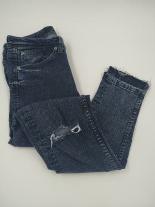 Vaqueros Mujer Skinny Black Label Jeans