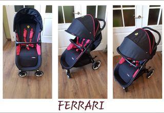Silla de paseo Ferrari