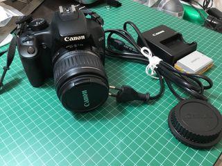 Camara Reflex Canon EOS 1000D