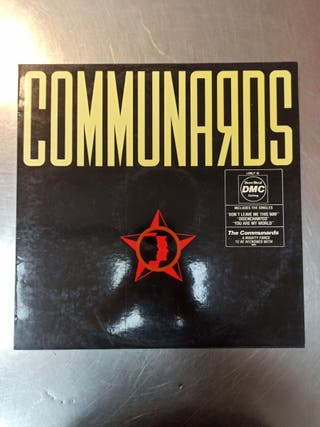 Communards, Homónimo, Vinilo
