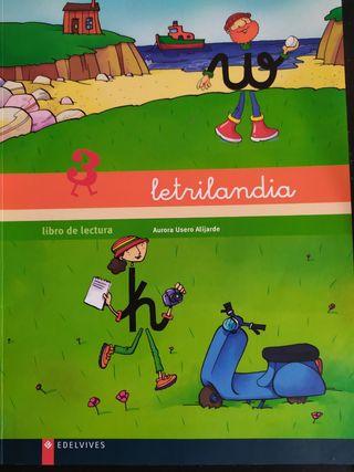 letrilandia 3 (libro de lectura)