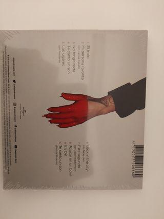 Alejandro sanz EL disco cd