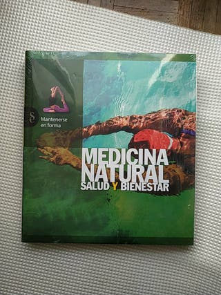 Libro Medicina Natural Salud y Bienestar