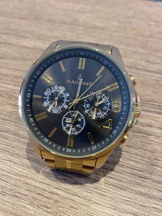 Reloj Radiant color oro