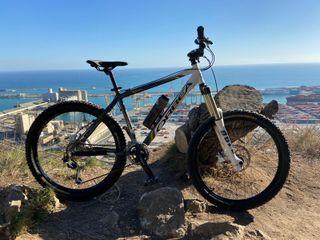Bicicleta de montana ORBEA DAKAR Sport 6061 T4 Alu