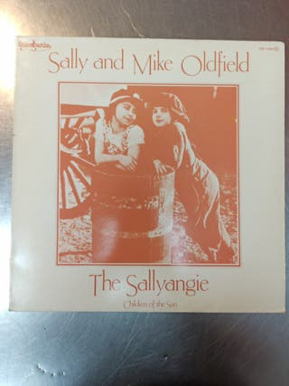 The Sallyangie, Children of the Sun, Vinilo