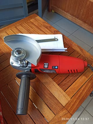 Radial Einhell 125 mm a estrenar.