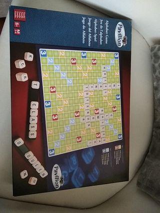juego de mesa, juego de palabras