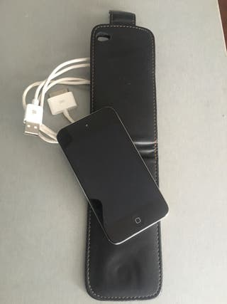 IPod Touch 4+cable+funda, 32 Gb