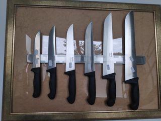 Venta de cuchillos nuevos profesionales