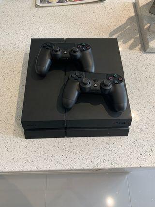 PlayStation 4 , PS4 slim 500 GB