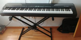 Piano digitalmente Thomann dp26 con soporte