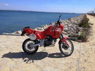 Gilera XR2 125cc.