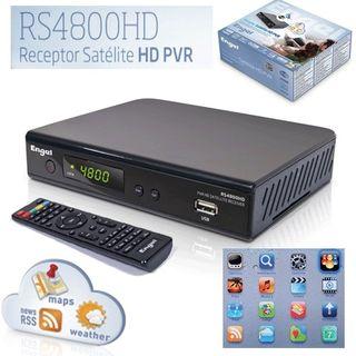 DECODIFICADOR ENGEL RS4800Y HD