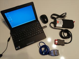 Equipo PC portátil Asus + Diagnosis Multimarca