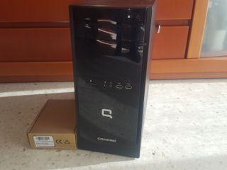 ORDENADOR HP COMPAQ 4GB/500sata3/vga
