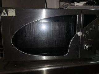 Horno Foinox Repagas, y microondas profesional