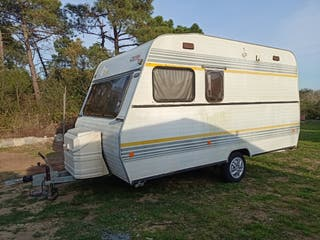 caravana rutera -750kg con documentacion