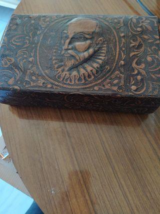 caja Cervantes