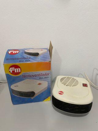 Calefactor (Termoventilador)