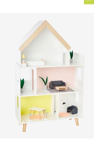 Nueva casita de muñecas grandes dimensiones