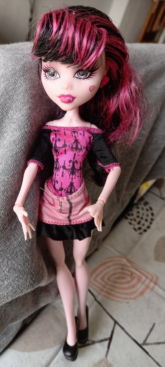Muñeca Draculaura de Monster High