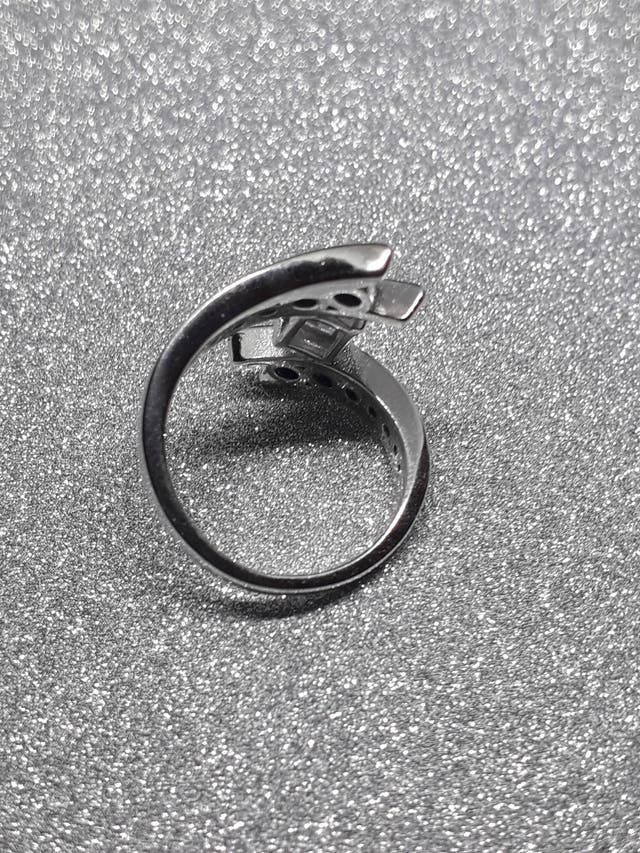 Fine Jewelry 100%Genuine Sterling silver Ring