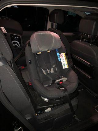 Silla coche AxissFix Air Bébé Confort Grupo 1.
