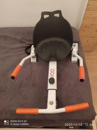 silla para patin electrico