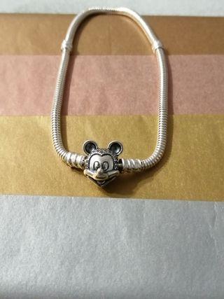 pulsera Pandora mickey mouse