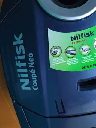 Aspiradora Nilfisk Coupe Neo 2000W