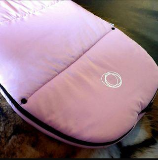 Saco rosa soft pink bugaboo