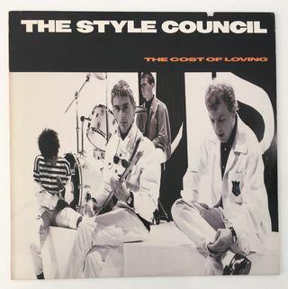 THE STYLE COUNCIL (Paul Weller) Disco Vinilo LP