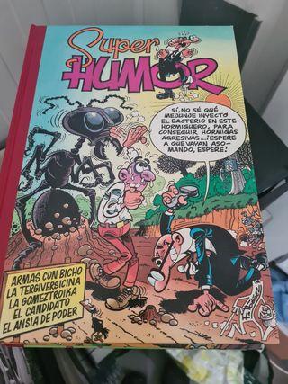 Cómics Mortadelo y Filemón