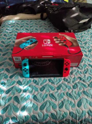 Nintendo Switch Modelo 2019