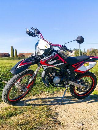 Moto 49cc Enduro Sherco