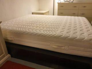 Colchón Ikea Sultan HOLMSJO 160x200