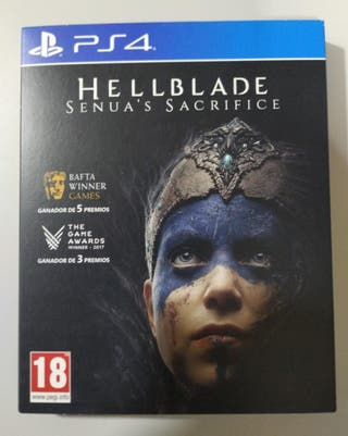 PS4 HELLBLADE