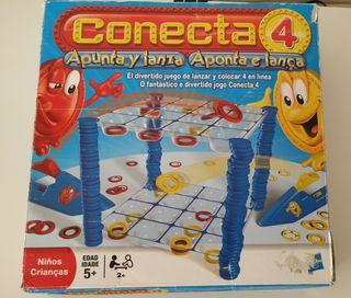 Juego de mesa CONECTA 4