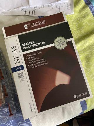 Ventilador Noctua NF-A8 80mm