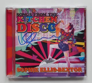 SOPHIE ELLIS-BEXTOR SONGS FROM THE KITCHEN DISCO