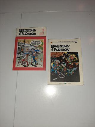 Cómics Mortadelo y Filemon