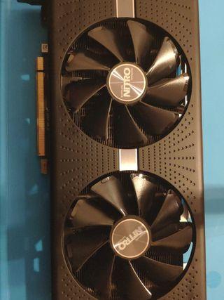 Rx 580 sapphire nitro+ 8gb
