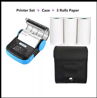 Impresora tickets térmica portátil bluetooth