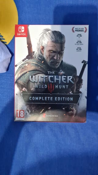 Nintendo Switch - The Witcher 3 Complete Edition