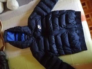 chaqueta plumón nike niño unisex tallaS