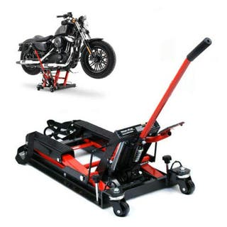 Gato hidraulico moto